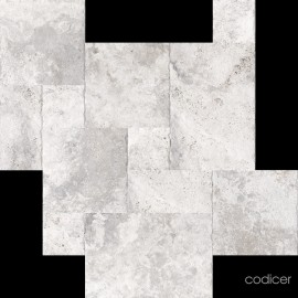 Crosscut Silver Modular